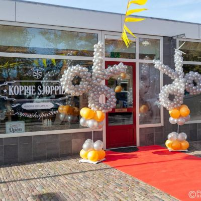 Opening 't Koppiesjoppie (sep. 2018)