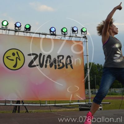 Zumba outdoor (jul. 2018)