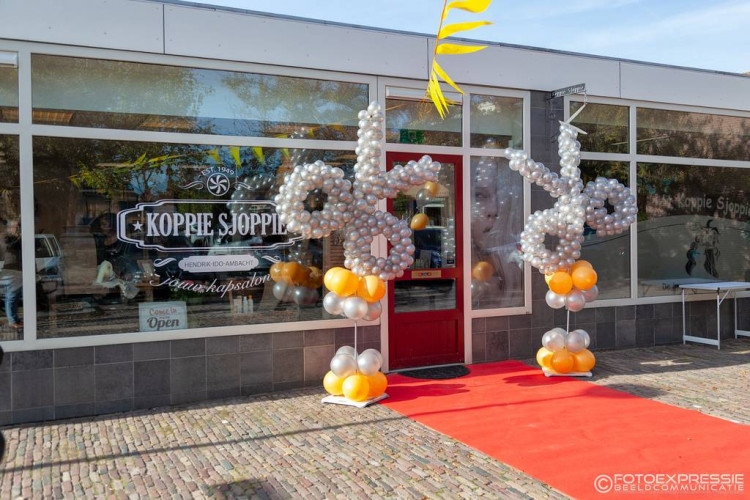 Opening 't Koppiesjoppie (sep. 2018)
