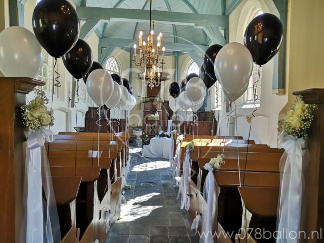 Bruiloftdecoratie Zwijndrecht (apr. 2019)