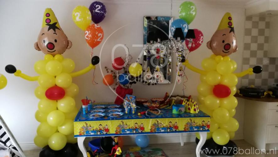 Bumba verjaardag (feb. 2018)