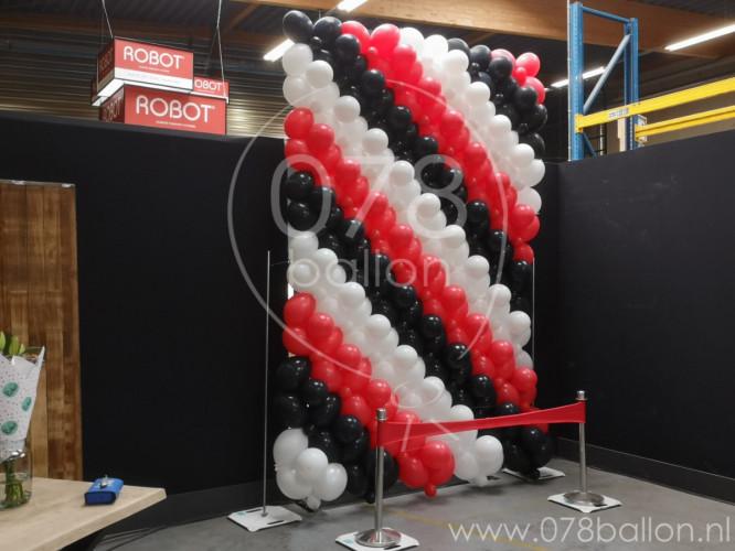 Ballonnenmuur onthulling (mei 2019)